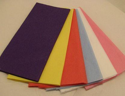 Seidepapier Set