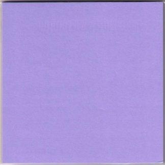 Einfarbiges Origami Papier Hellviolett 30 Blätter