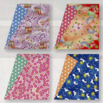 Asanoha Origami Papier Set