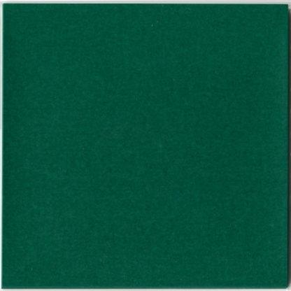 Einfarbiges Origami Papier Dunkelgrün