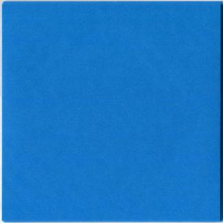 Einfarbiges Origami Papier Set Blau