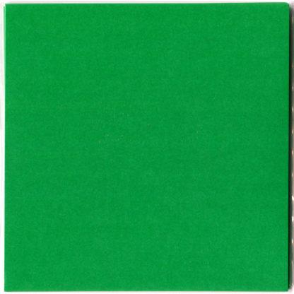 Einfarbiges Origami Papier Set grün 30 Blätter