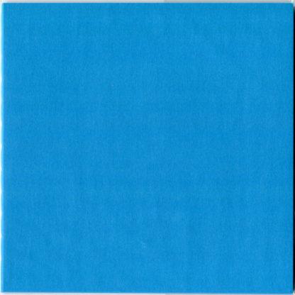 Einfarbiges Origami Papier set himmelblau