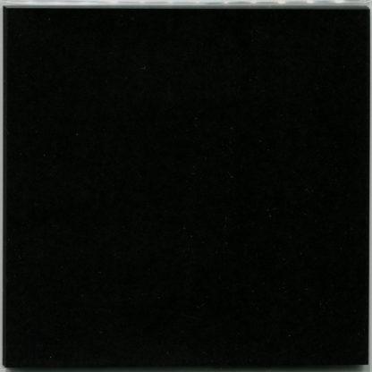 Einfarbiges Origami Papier Set schwarz 30 Blätter