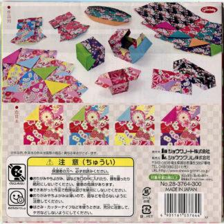 Hana Mosaik Origami Papier