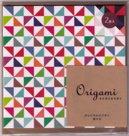 Kazaguruma Origami Papier