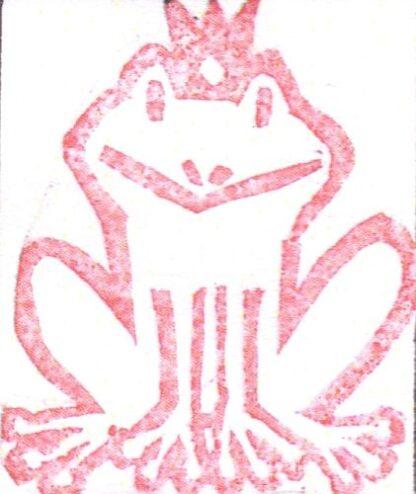 Stempel Froschkoenig 02