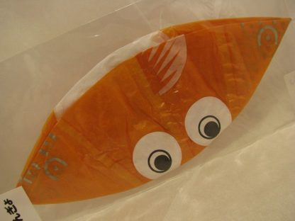Papier Ballon Fisch orange