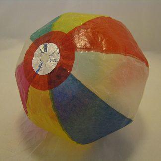 Papier Ballon Ball