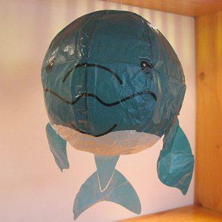 Papier Ballon Delfin