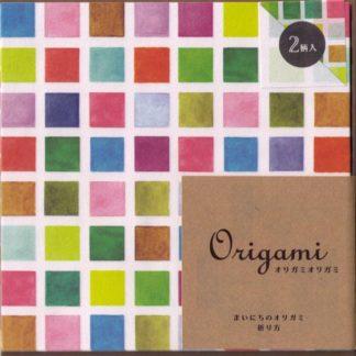 Tile Origami Papier Set