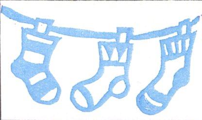 Stempel Socken 02