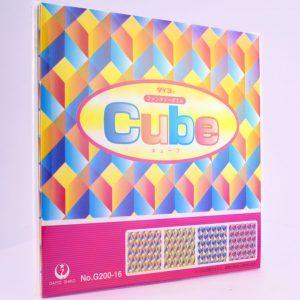 Cube Origami Papier Set