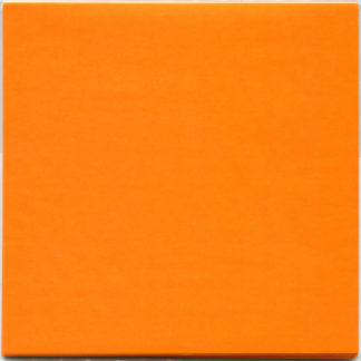 Einfarbiges Origami Papier Set gelborange 30 Blätter