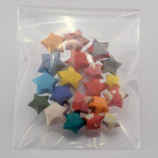 Origami Papier Sterne Set