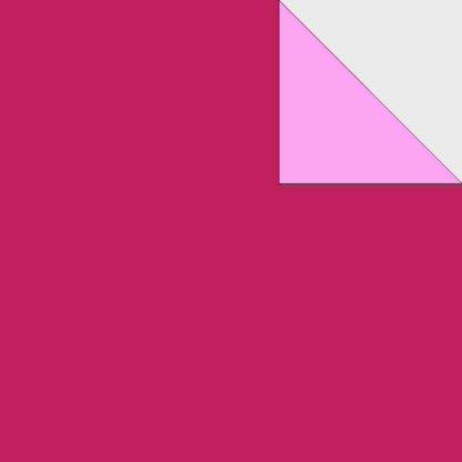 Origami Papier zweiseitig purpur pink