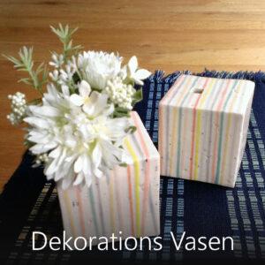 Titelbild Dekorations Vasen