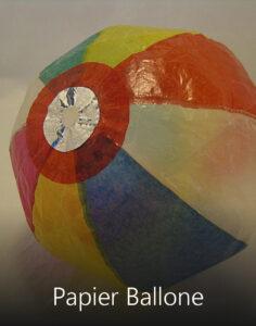 Titelbild Papier Ballone