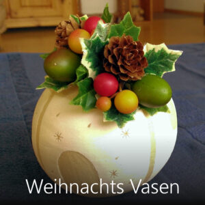 Titelbild Weihnachtsvasen